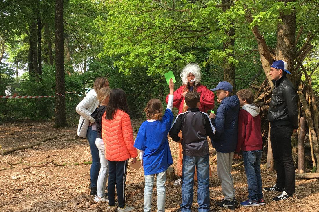 samen leren op Maankamp