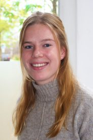 Eva Heetkamp                  Stagiaire pedagogiek